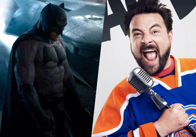 Batman Kevin Smith