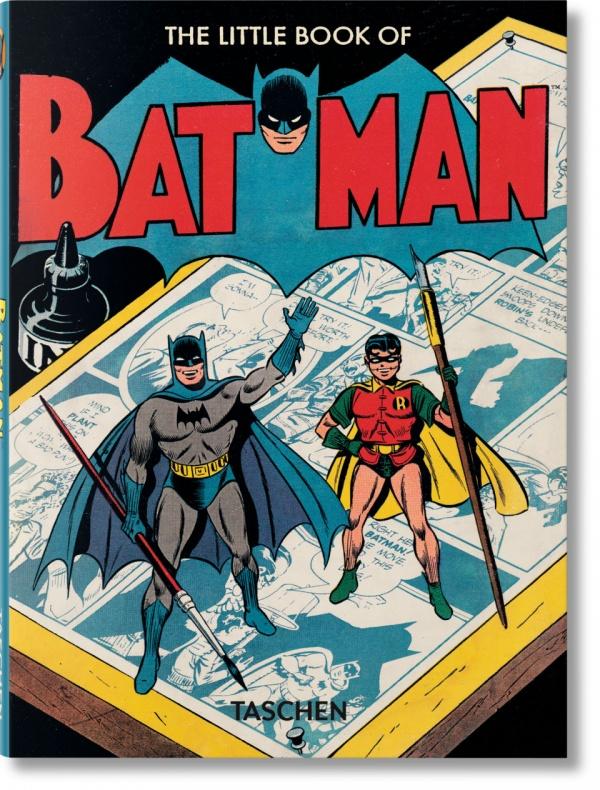 Batman Little Book OK