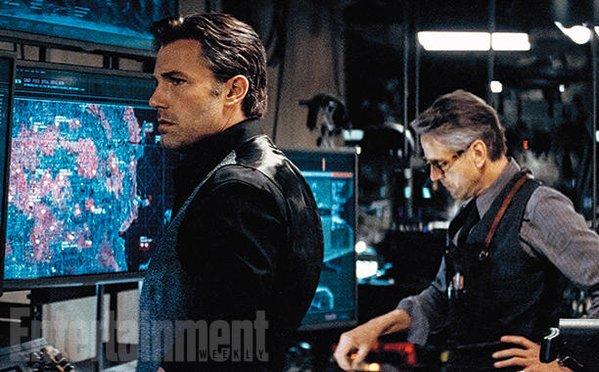 Bruce Wayne Alfred