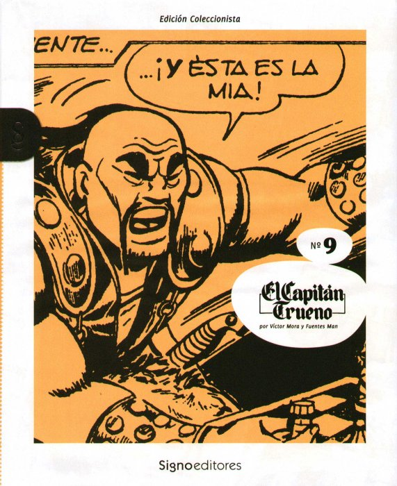 Capitán Trueno nº 9