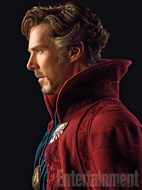 Cumberbatch Doctor Extraño 1