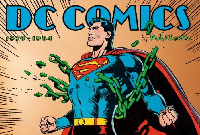 DC Comics Bronze Age cover