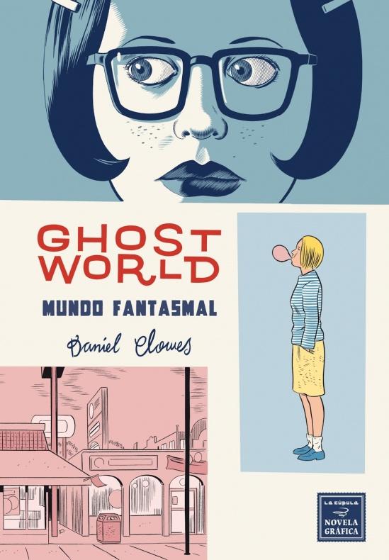 Daniel Clowes Ghost World Cubierta 11a Edicion