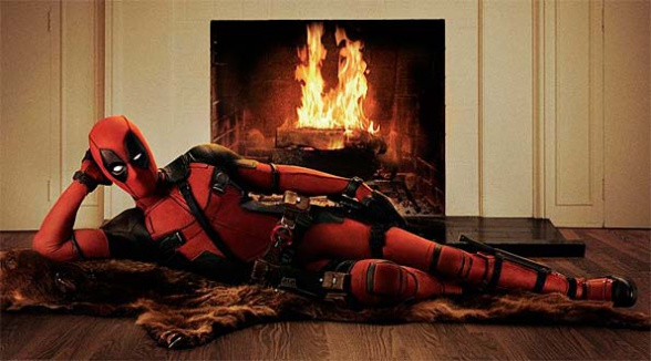 Deadpool movie X-Men: Apocalipsis