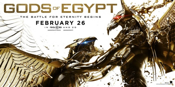 Dioses de Egipto Destacada