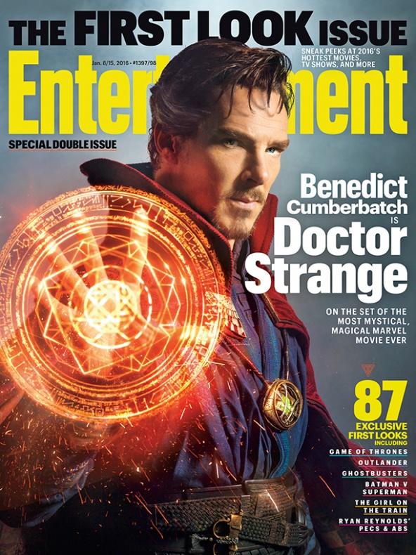 Doctor Extraño EW
