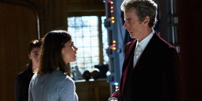 Doctor Who Capaldi Coleman Williams