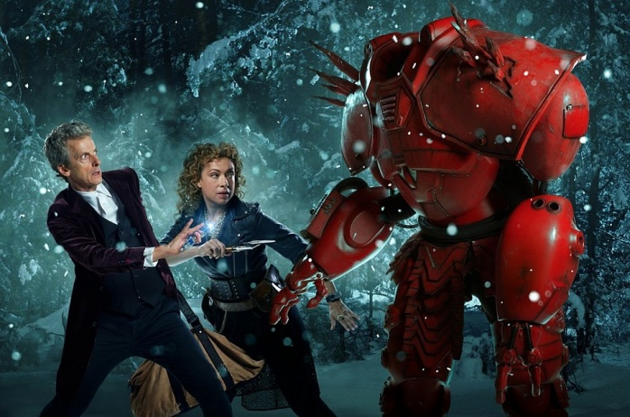 Doctor Who especial navidad 2015