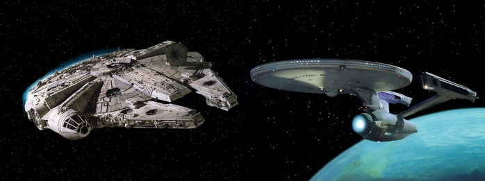 Enterprise Millenium Falcon
