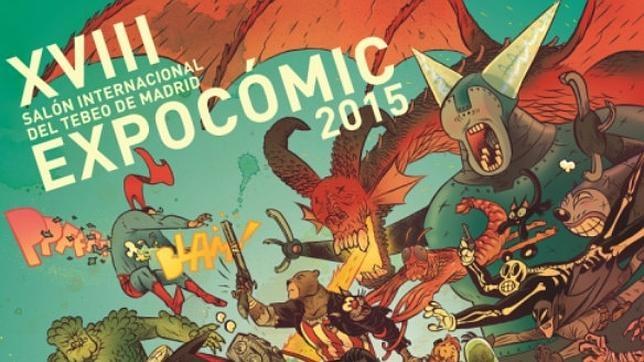 Expocómic 2015