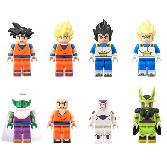 Figmes Dragon Ball Z