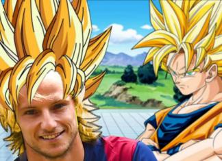 Goku Ivan Rakitic