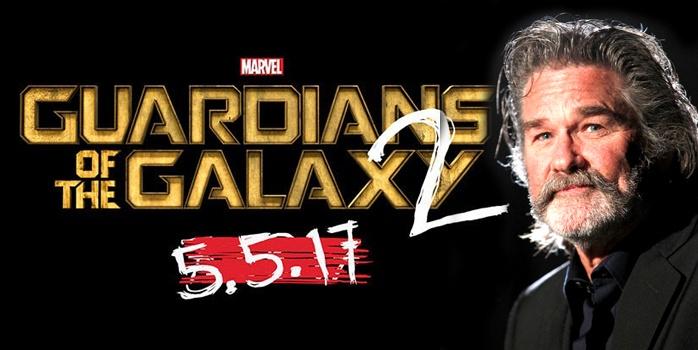 Guardianes de la Galaxia 2 - Kurt Russell