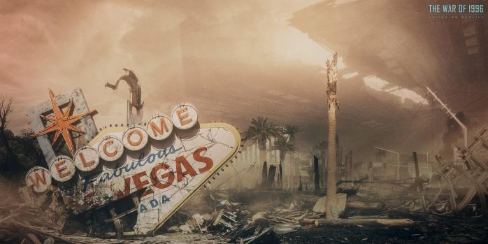 Independence Day Resurgence Ruinas de Las Vegas