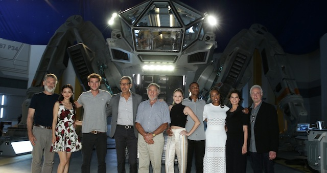 Independence Day: Resurgence - reparto