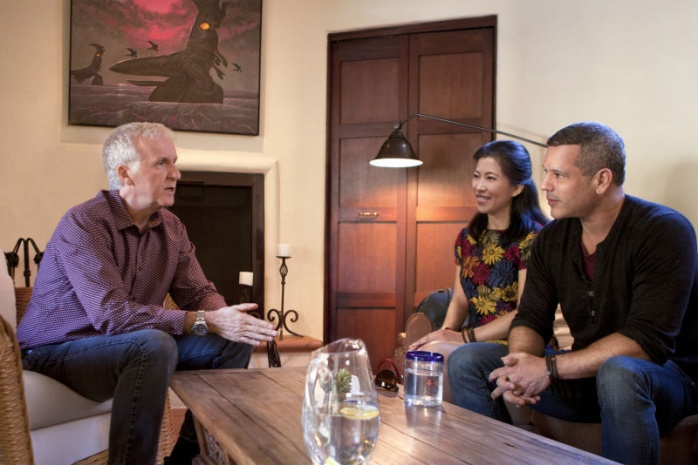 James Cameron Dan Mintz