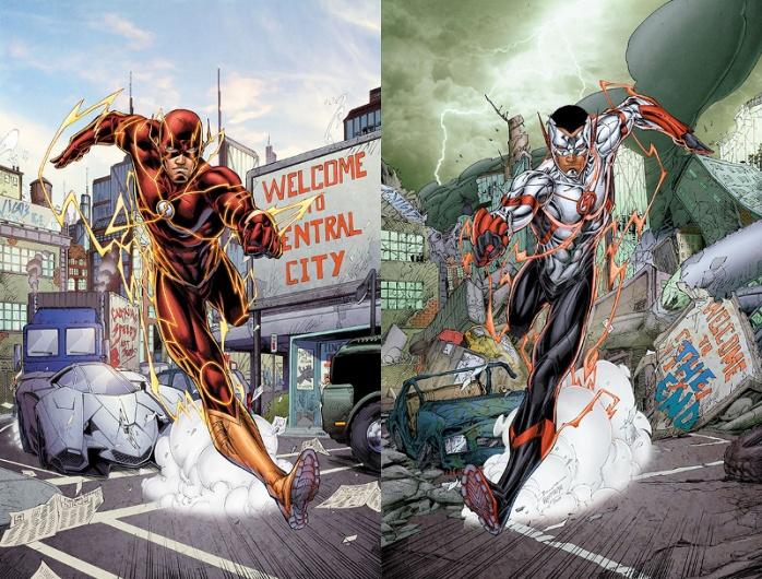 Kid Flash The Flash