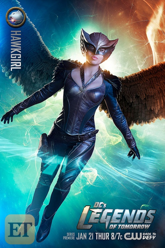 Legends of Tomorrow Hawkgirl