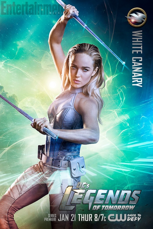 Legends of Tomorrow White Canary