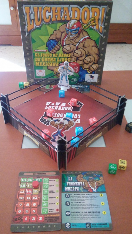 Luchador 2