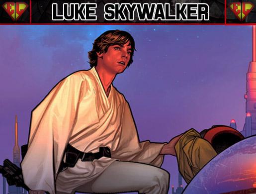 Luke Skywalker chico de la semana