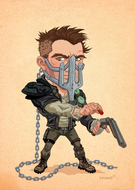 Mad Max Tim Odland