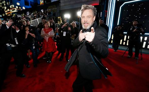 Mark Hamill prem