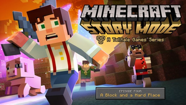 Minecraft Story Mode Episode Four