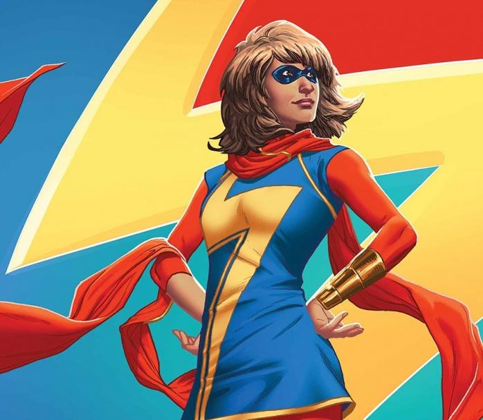 Ms Marvel portada alternativa destacada