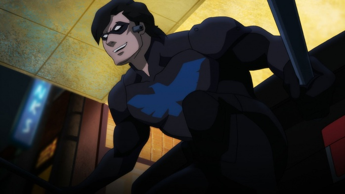 Nightwing Bad Blood