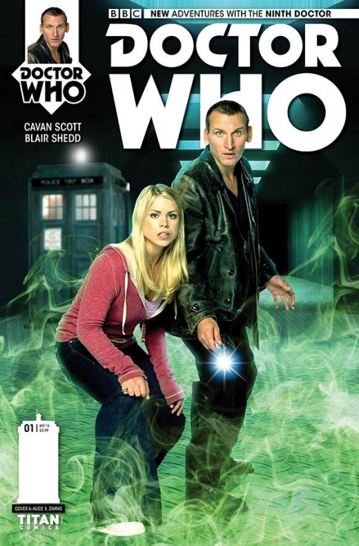 Ninth Doctor Titan Comics 03