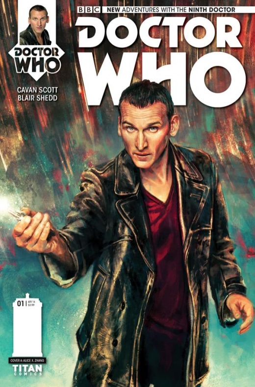 Ninth Doctor Titan Comics 04