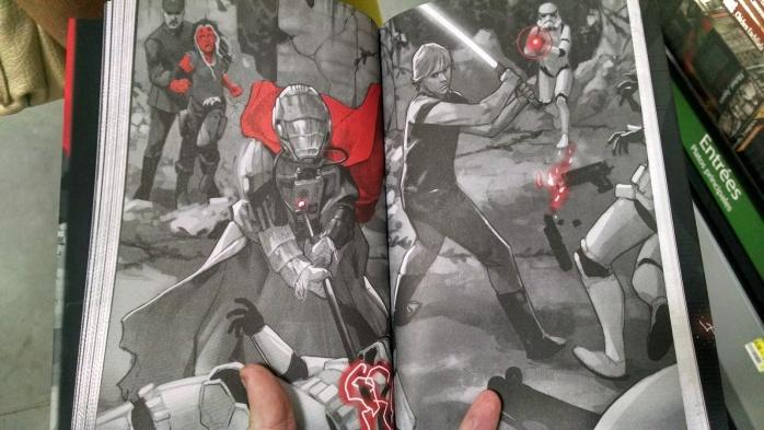 Imagen tomada de Supervivientes de Endor