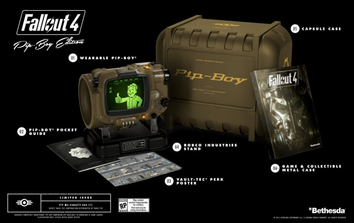 Pip-Boy Edition Fallout 4