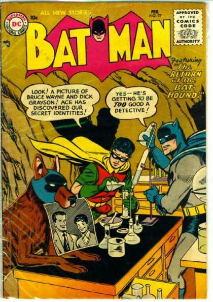 Portada Batman