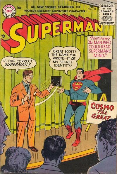 Portada Superman