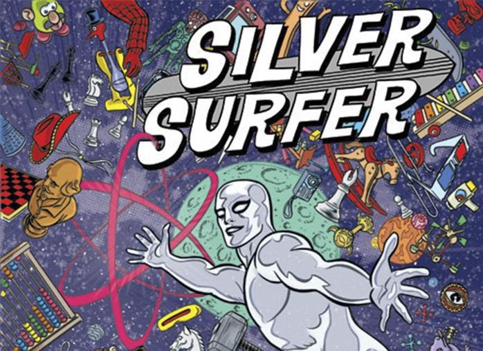 Silver Surfer Destacada