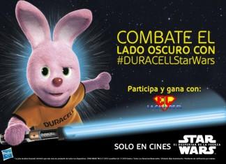 Sorteo Duracell Star Wars