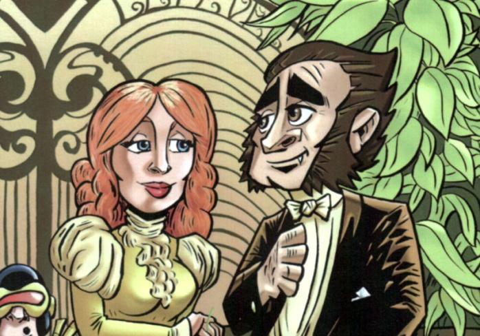 Sow comics novedad cover