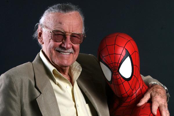 Stan Lee feliz cumpleaños