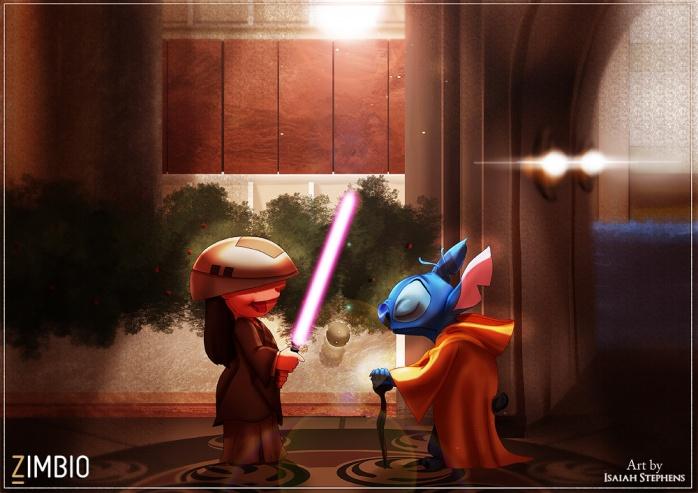 Star Wars Disney 4
