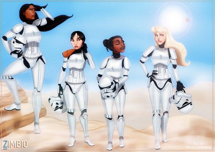 Star Wars Disney 6