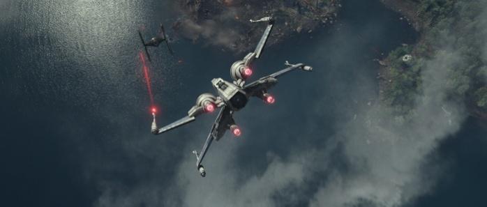 Star Wars El despertar de la Fuerza, Crítica