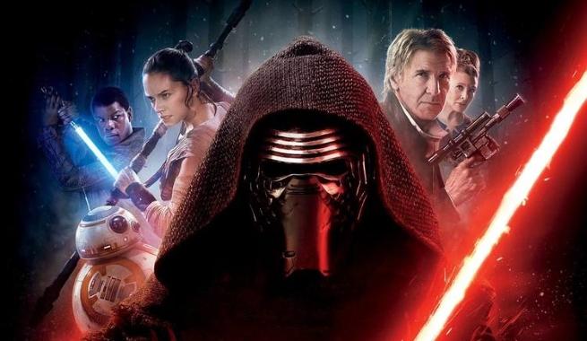 Star Wars Facebook más comentada