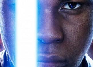 Star Wars VII Finn Blanco