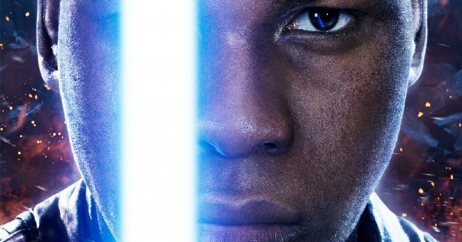 Star Wars VII Finn Blanco