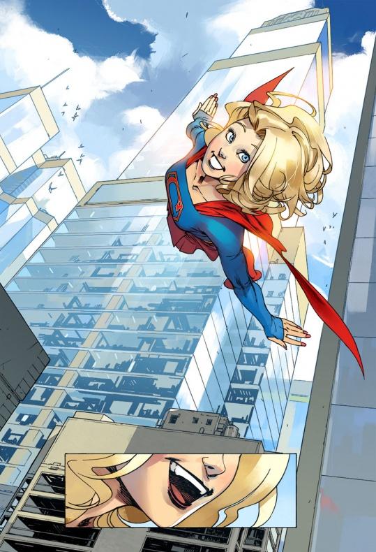 Supergirl Bengal