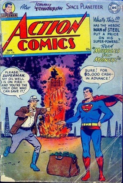 Superman Portada