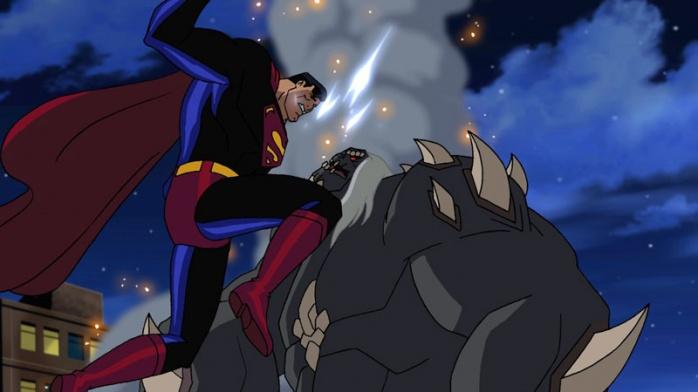 Superman-y-Doomsday