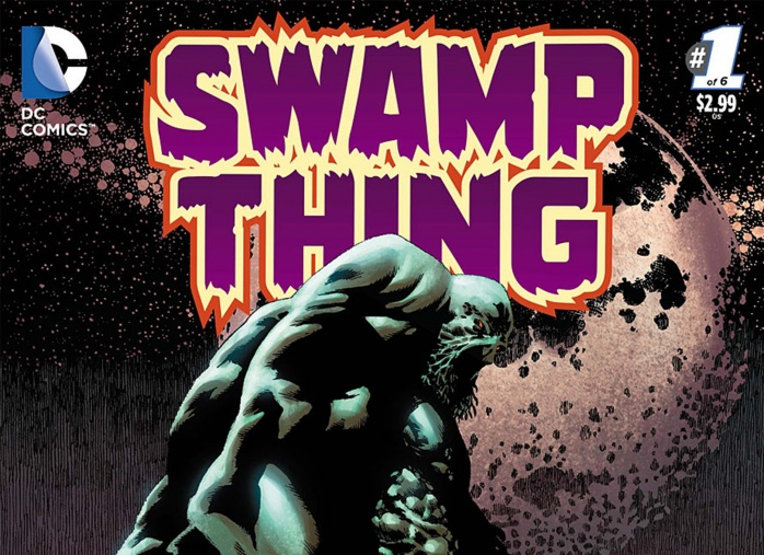 Swamp Thing Destacada